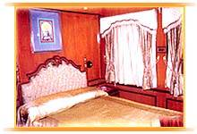 Palace On Wheels Double Bedroom